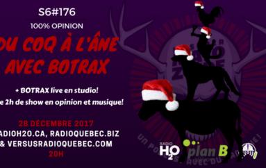 Le Super Matozoïde – S6#176 – Du coq à l'âne avec Botrax – 28 décembre 2017
