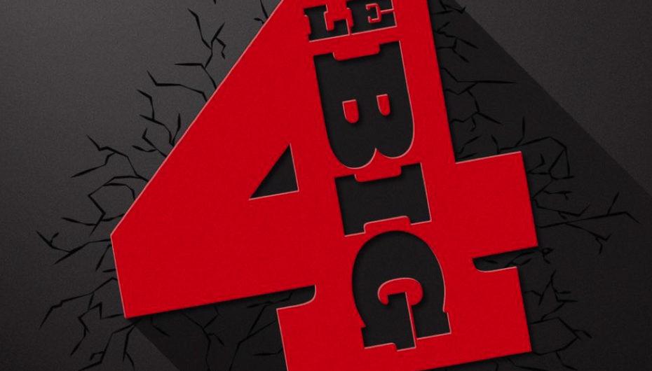 Le Big 4 – EP01: Un épisode Historique !