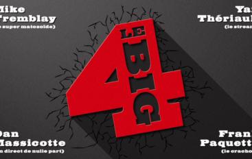 Le Big 4 – EP09: La fin du Big 4 ?!?