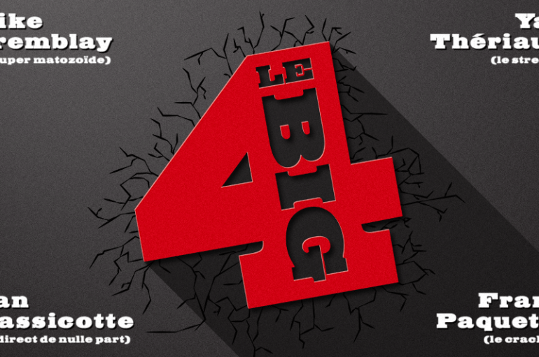 Le Big 4 – EP08: Welcome 2019