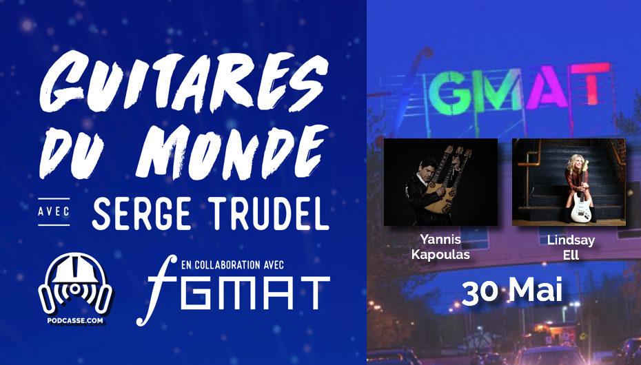 Guitares du Monde 2018 – EP05: 30 Mai
