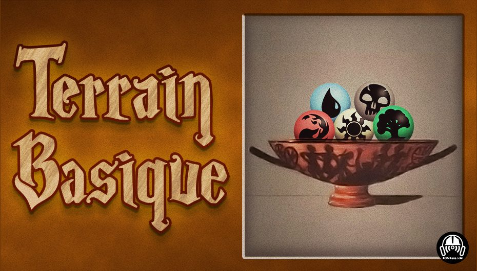Terrain Basique – EP113: Magic en famille
