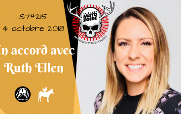 Le Super Matozoïde – S7#215 – En accord avec Ruth Ellen – 4 octobre 2018