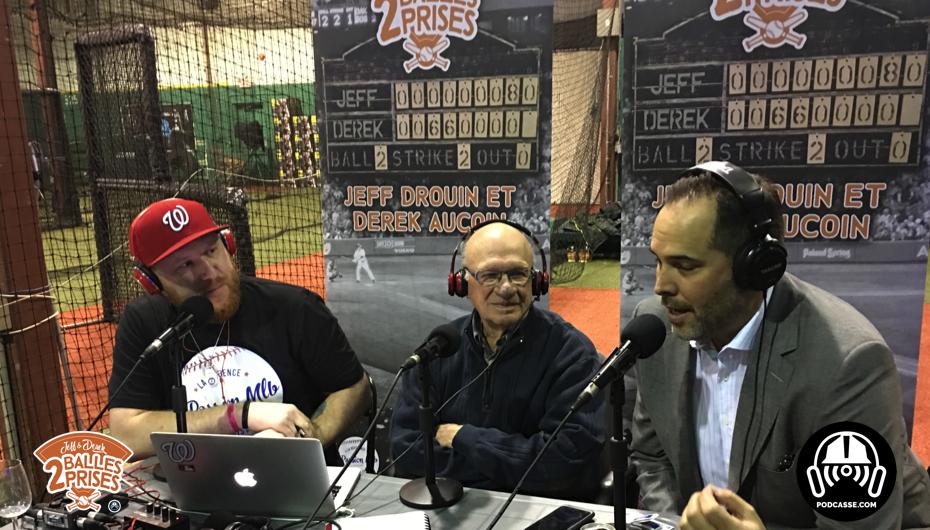 Jeff & Derek – 2 Balles 2 Prises – S01 – EP03: Retour des Expos: 2020?