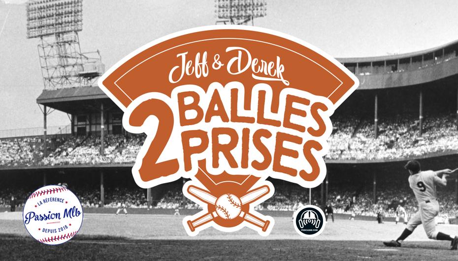 2 Balles 2 Prises – S01 – EP12: Le point sur Vladimir Guerrero Jr.