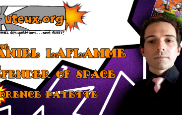 70 – 603 – Daniel Laflamme, 2019-02-11
