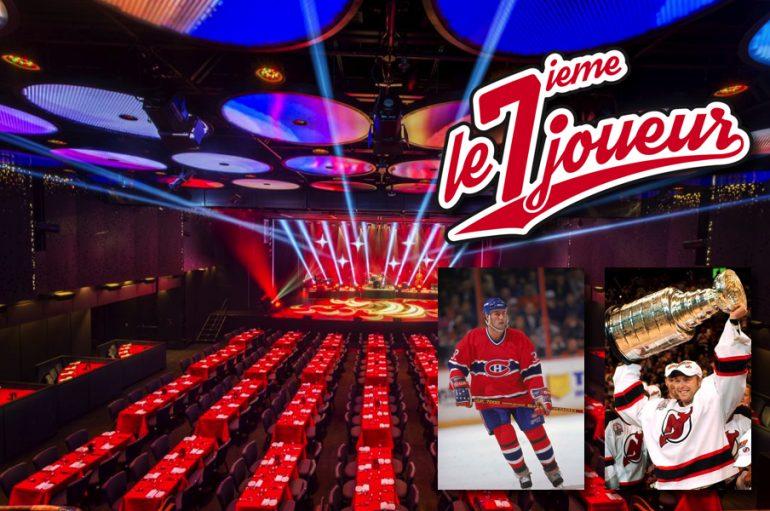 Le 7ième Joueur – EP06: Mario Roberge & Martin Brodeur du Cabaret du Casino de Montréal