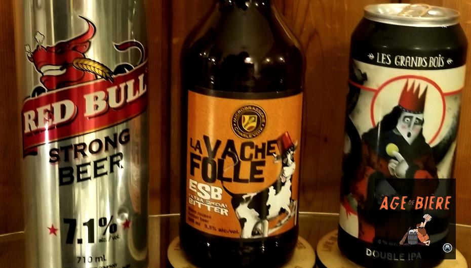 L'Âge de Bière – EP08: Red Bull, Vache Folle ESB & Le P'tit Prince
