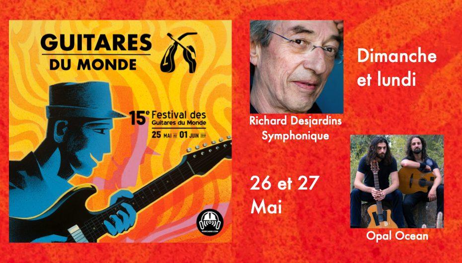 Guitares du Monde 2019 – EP02: 26 et 27 Mai