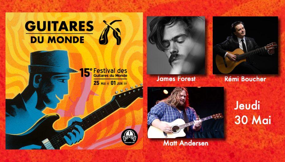 Guitares du Monde 2019 – EP05: 30 Mai