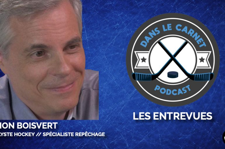 Dans Le Carnet – Les Entrevues: Simon Boisvert