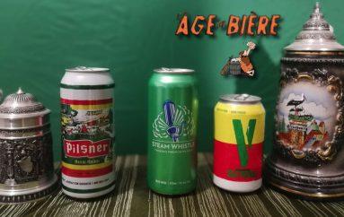 L'Âge de Bière – EP16: Pilsner, Steam Whistle & Žízeň Pils