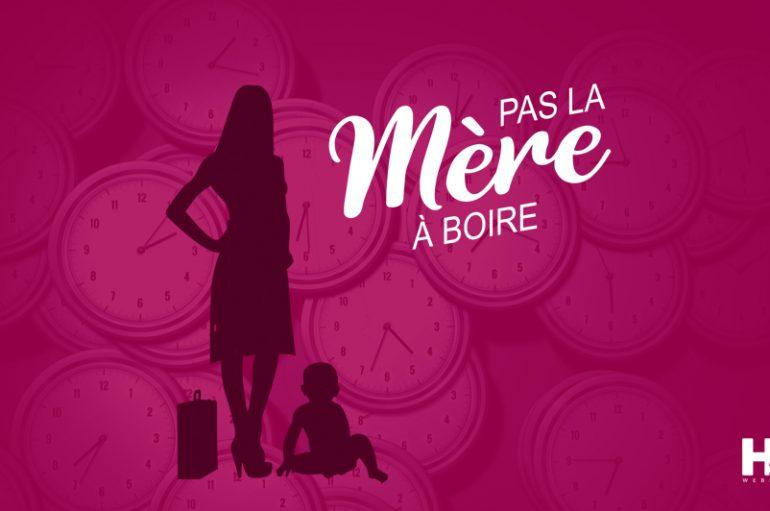 PREMIER ÉPISODE ! Pas La Mère à Boire – S01 – EP01: Introduction et entrevue: Veronik Lavoie