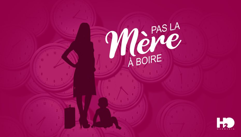 Pas La Mère à Boire – S01- EP12: Entrevue avec Stéphanie Sabeau, L'anxieuse ambitieuse