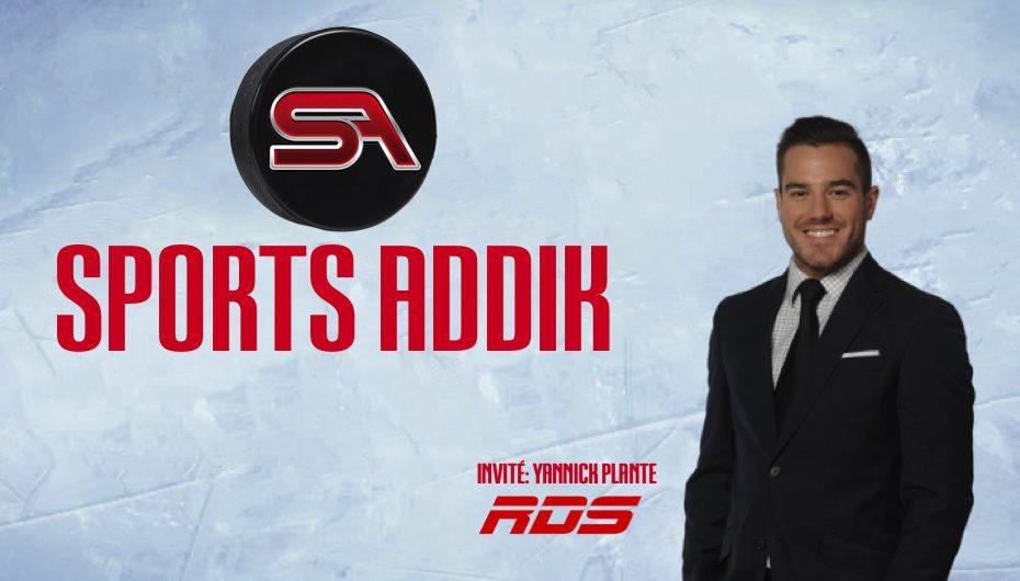 Sports Addik – S01 – EP09: Mi-saison de la MLB avec Yannick Plante de RDS !