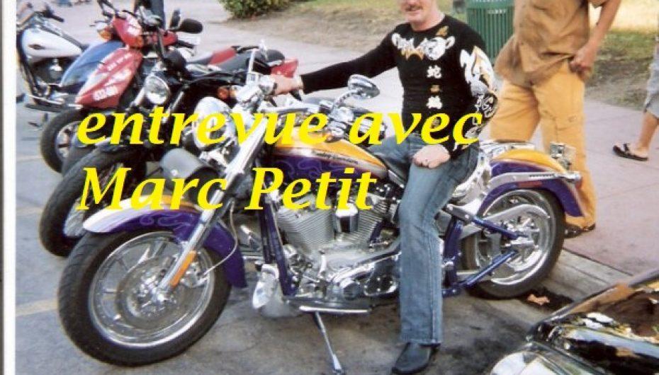 70 EXTRA – Entrevue de Marc Petit 1ere partie, 2019-07-27