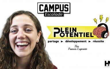 Plein Potentiel – S01 – EP17: Fanny Carrière