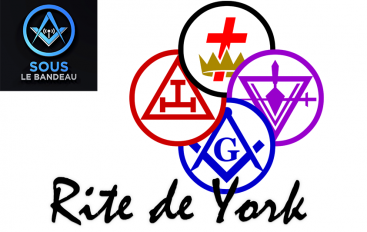Sous Le Bandeau – Émission #29 – Le rite de York