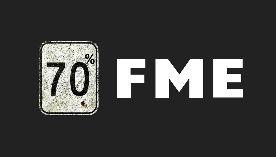 70 – 000 – 2ième de 70% au FME 2019