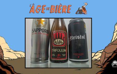 L'Âge de Bière – EP28: Sapporo, Trifolium & Bristol