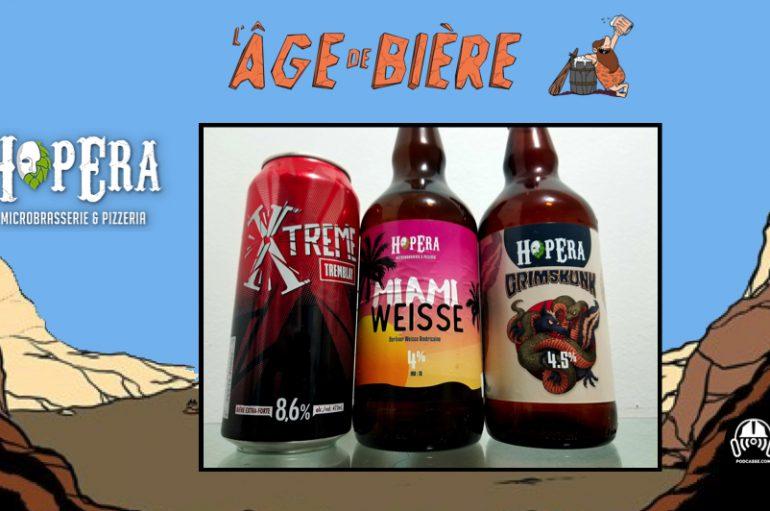 L'Âge de Bière – EP31 avec Vlad Antonov d'HopEra – Xtreme Tremblay, Miami Weiss & Grimskunk