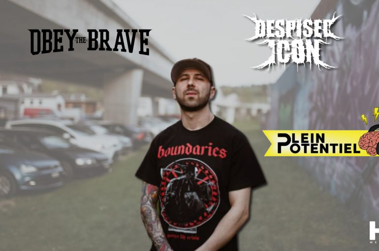 Plein Potentiel – S01 – EP20: Alex Erian de Obey the Brave & Despised Icon
