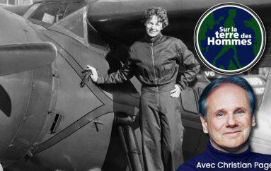 SLTDH – S04 – EP03: La disparition d'Amelia Earhart avec Christian Page