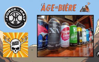 *** REDIFFUSION || L'Âge de Bière – EP24: Le Super Matozoïde et La Forge du Malt