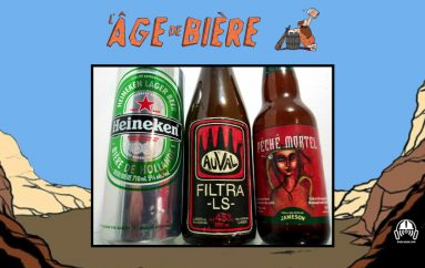 L'Âge de Bière – EP33: Heineken, Filtra LS & Péché Mortel Jameson Lo-Fi