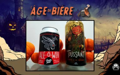 L'Âge de Bière – EP36: Ale-Ô-Ween, Toussaint et Editori-Ale #4