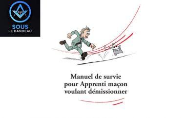 Sous Le Bandeau – Émission #31 – Les démissions en Franc-Maçonnerie