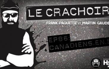 Le Crachoir – EP86: Canadiens en 5