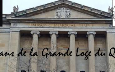 Sous Le Bandeau – Émission #32 – 150 ans de la Grande Loge du Québec