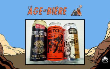 L'Âge de Bière – EP41: Cobblestone Stout, Hutchie Mini & British