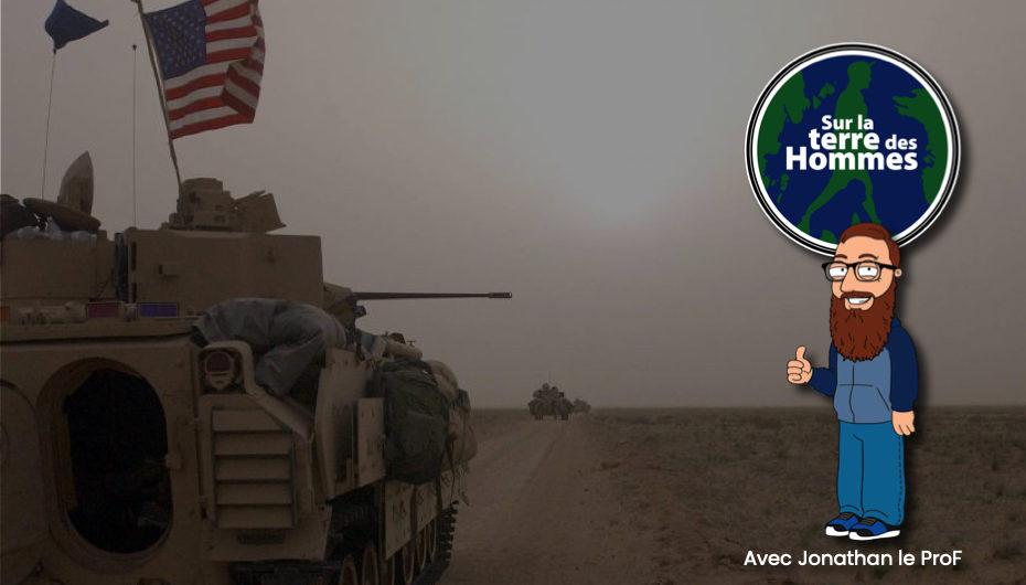 SLTDH – S04 – EP16: La présence américaine au Moyen-Orient