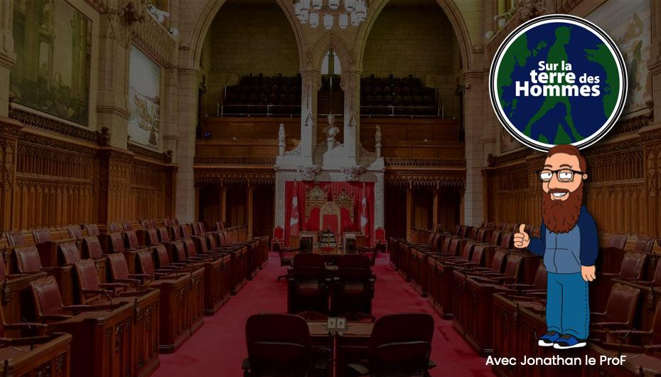 SLTDH – S04 – EP22: L'état de la démocratie canadienne avec Jonathan le Prof