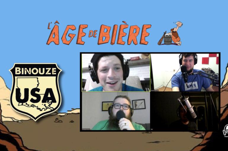 L'Âge de Bière – S02 – EP08: 5 à 7 avec Pat