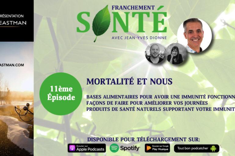 Franchement Santé – S01- EP11:  Mortalité et nous