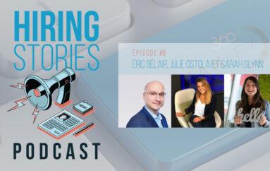 Hiring Stories Podcast – S01 – EP08: Covid-19 et recrutement – quel impact?