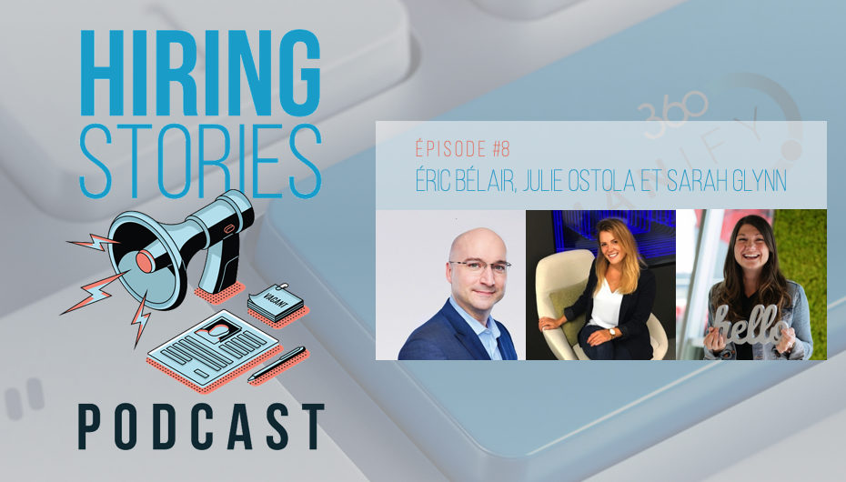 Hiring Stories Podcast – S01 – EP08: Covid-19 et recrutement – quel impact?