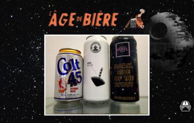 L'Âge de Bière – S02 – EP12: Colt 45, Toupie et Dark Side of the Stout