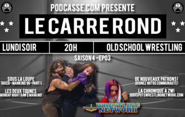 Le Carré Rond – S04 – EP03: Zwi et Taker vs. Mankind 96