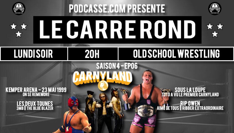 Le Carré Rond – S04 – EP06: Owen & Carnyland