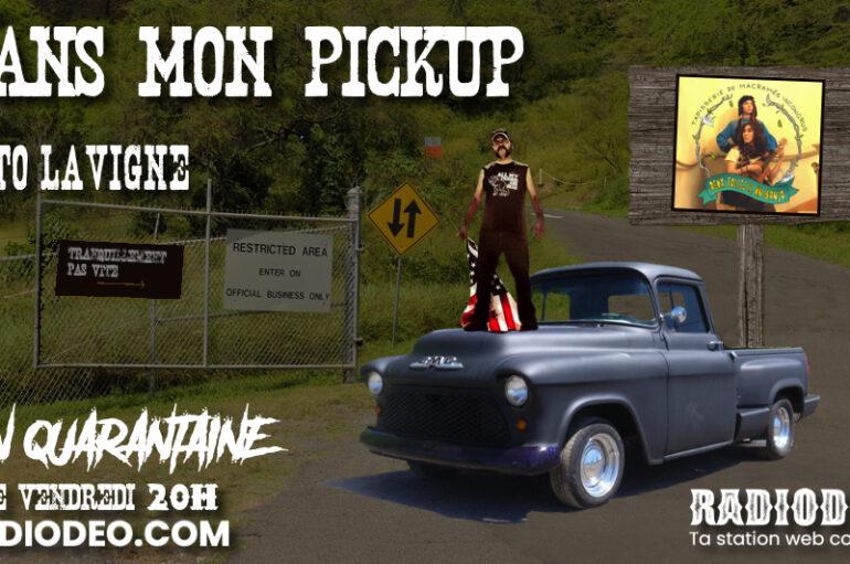Dans mon pickup avec Toto Lavigne – 1er Mai: Deux Folles et un Banjo