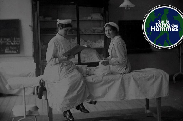 SLTDH – S05 – EP01: Les 100 ans de l'ordre des Infirmières et Infirmiers du Québec