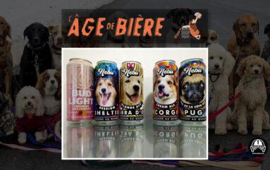 L'Âge de Bière – S02 – EP15: Bud Light Limonade aux Fraises, Sheltie et Labra d'Or