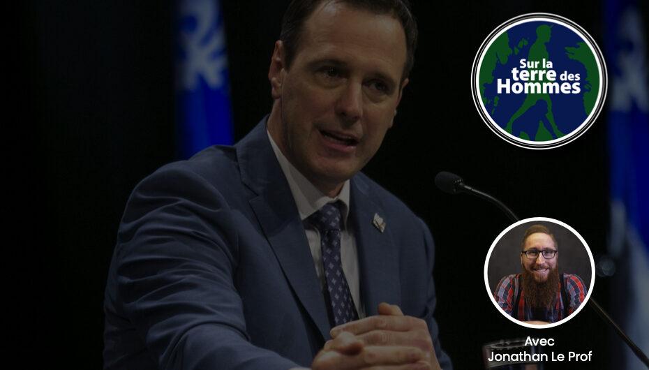 SLTDH – S05 – EP11: Covid-19 – La rentrée 2020, GNL Québec et Trump