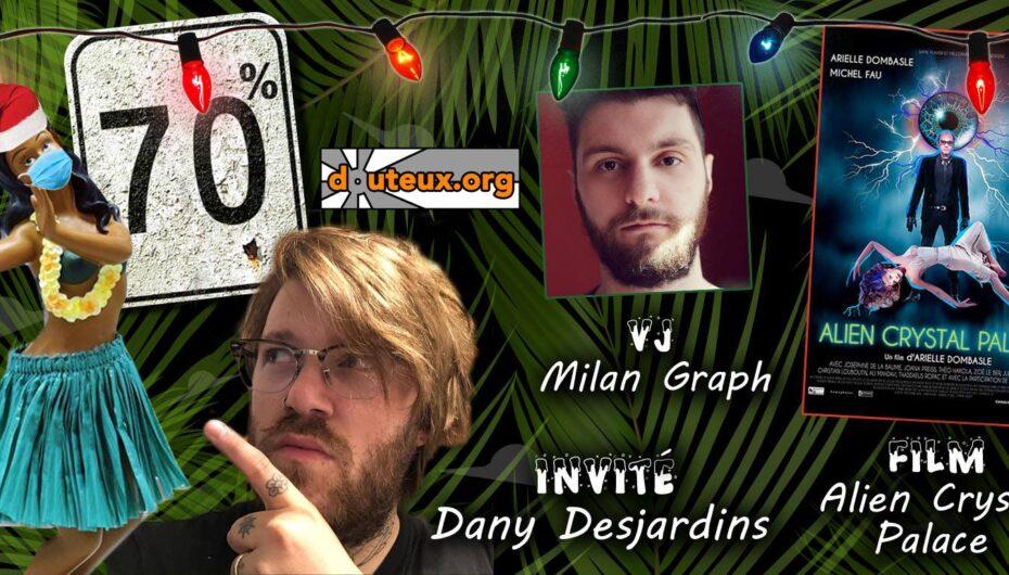 70 – 677 – Dany Desjardins absent, 2020-07-27