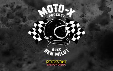 Moto-X Podcast avec Ben Milot – EP13: Charles Côté