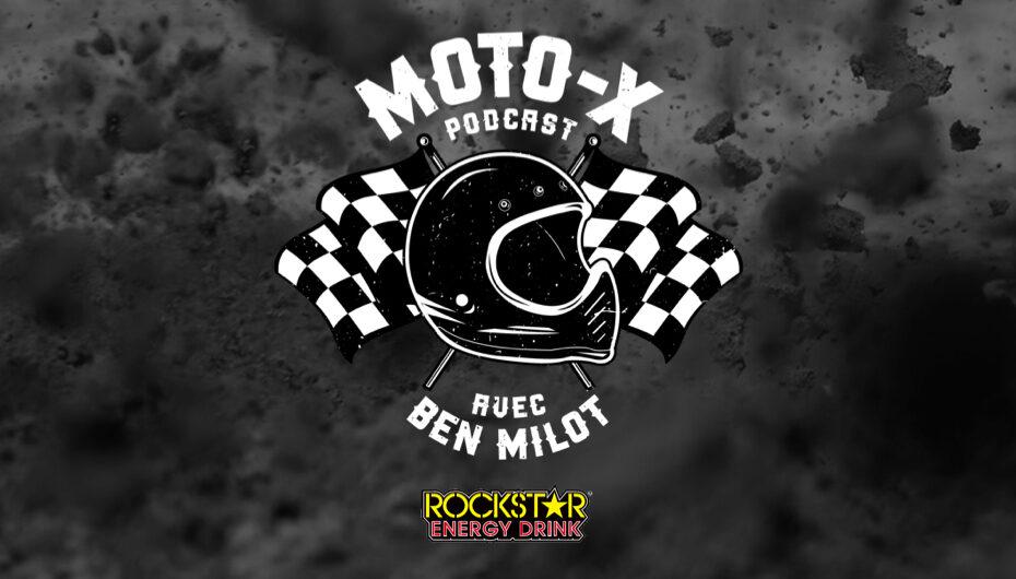 Moto-X Podcast avec Ben Milot – EP14: Jean-Sébastien Roy